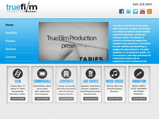 True Film Production