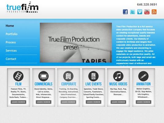 True Film Production